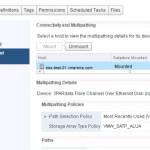 3 PAR Multipathing Best Practice With VSphere 6.5